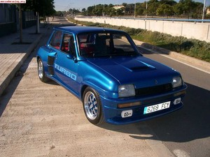 1975 Renault R5 Turbo