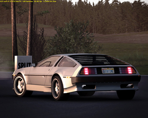 1982 DMC DeLorean