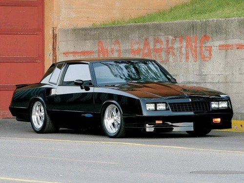 跑车 壁纸 containing a sedan and a 轿跑车 titled 1985 Buick Grand National