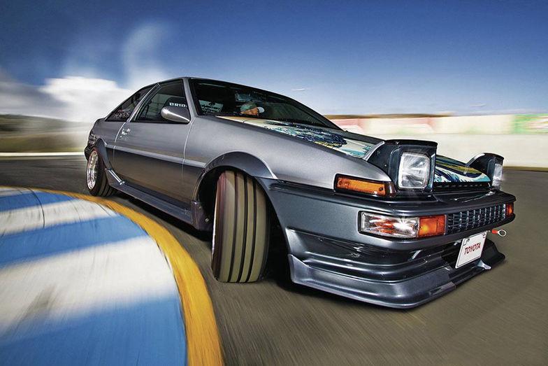 1988 Toyota Corolla GT