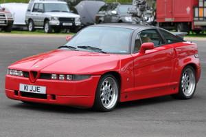 1989 Alfa Romeo SZ