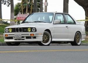 1990 宝马 E30 M3