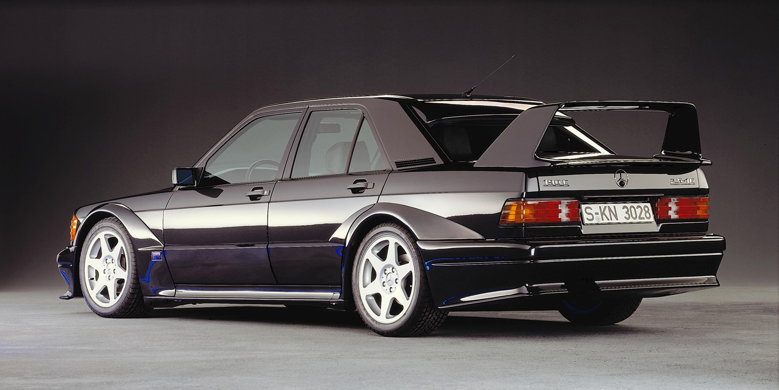 1990 Mercedes 190E 2-5 Evo II
