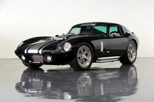 2008 Shelby cobra Daytona coupé, coupe