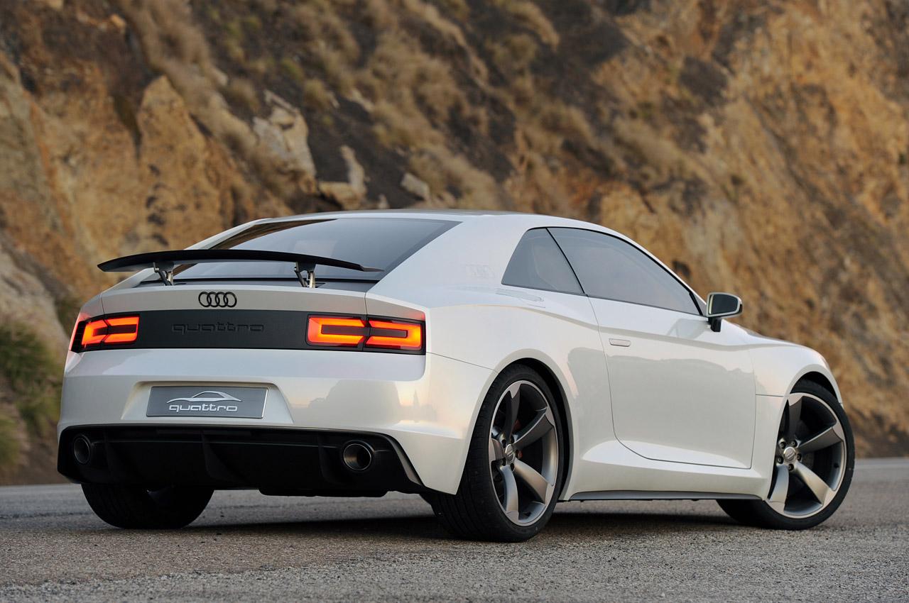 2012 Audi Quattro Concept