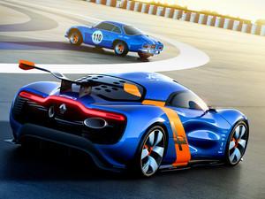 2012 Renault Alpine Concept