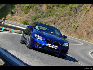 2013 BMW M6 convertibile, convertible