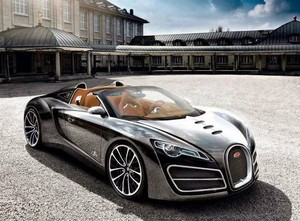 2014 Bugatti Concept