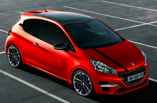 sports cars images 2014 peugeot 208 gti hd wallpaper and. Black Bedroom Furniture Sets. Home Design Ideas
