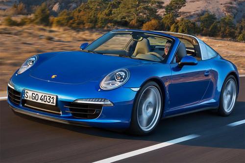 voitures de sport fond d'écran with a roadster called 2014 Porsche 911 Targa