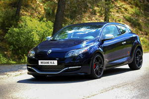 2014 Renault Mégane RS Trophy