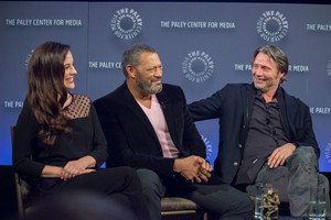 2nd Annual Paleyfest: Hannibal Panel// 2014