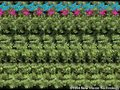 3D Magic Eye - illusions photo