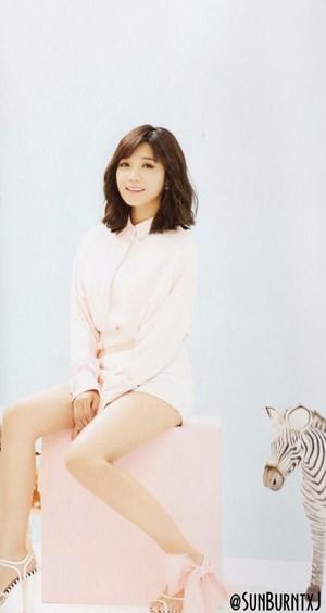 5th mini album - розовый Luv
