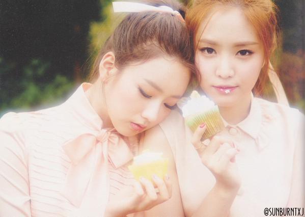 5th mini album - Pink Luv
