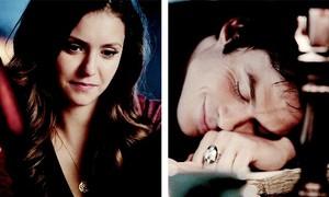 6x10 Damon/Elena