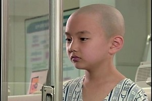"7 y.o. Yoo Seung Ho in ""Daddy Fish"". 2000"