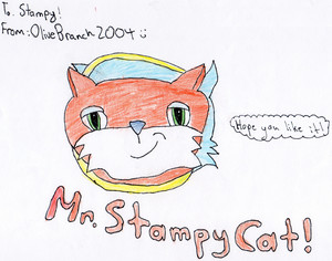 A Drawing For Stampy!