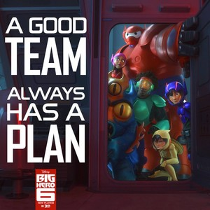 A good team always has a plan!