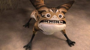 A wild Loth-Cat appeared!