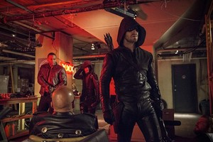 ARROW Season 3 Episode 8 Photos The Brave and the Bold