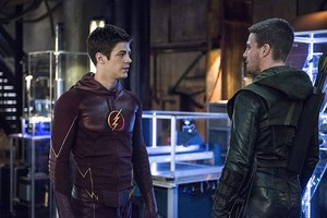 ARROW Season 3 Episode 8 foto's The Brave and the Bold