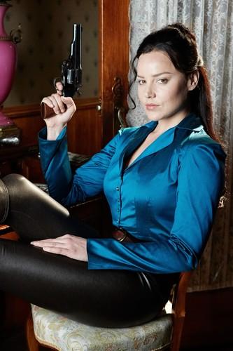 ... as Belinda Mulrooney in 'Klondike' HD wallpaper and background ph...
