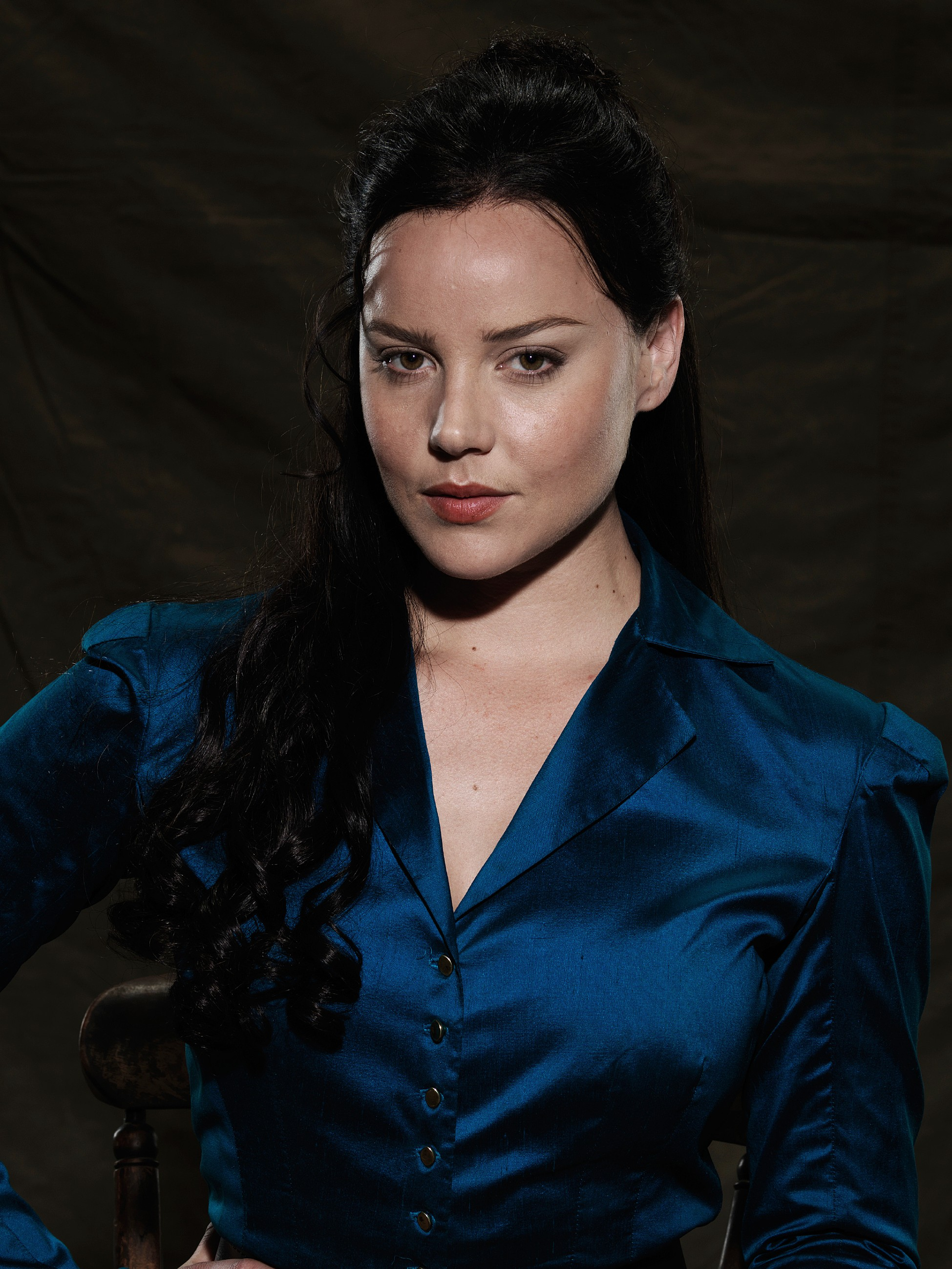 Abbie Cornish as Belinda Mulrooney in 'Klondike'