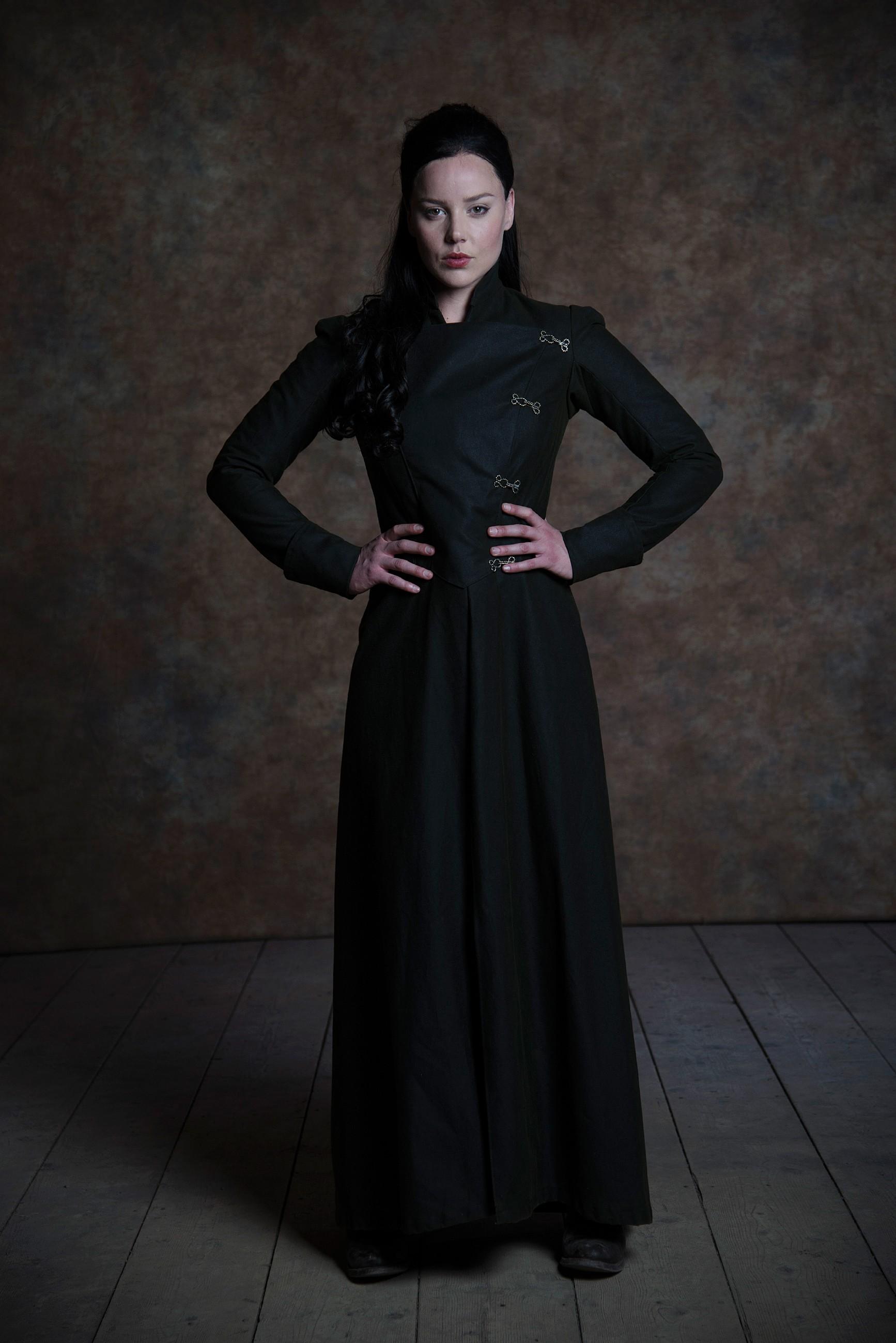Abbie Cornish as Belinda Mulrooney in 'Klondike' - Abbie Cornish Phot...