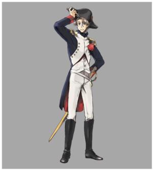 Afterschool Charisma - Napoleon