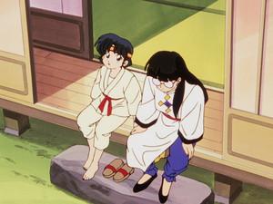 Akane and мусс Ranma 1/2(らんま½) (란마 ½) (乱马 1/2) (รันม่า ½) (Ран�