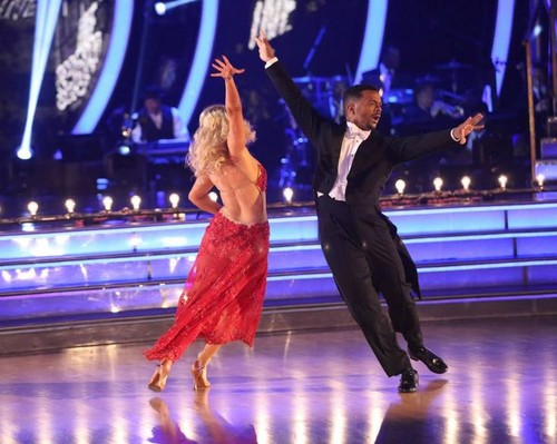 Dancing Stars Wallpaper: Dancing With The Stars Images Alfonso & Witney