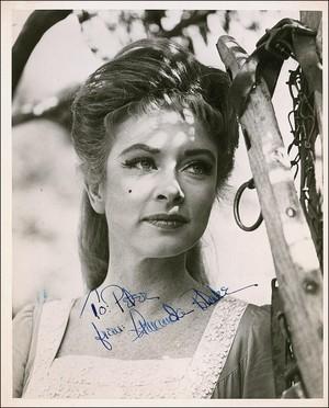 Amanda Blake (February 20, 1929 – August 16, 1989)