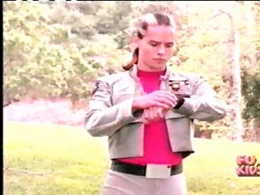Andros Red Ranger