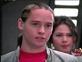 Andros and Cassie