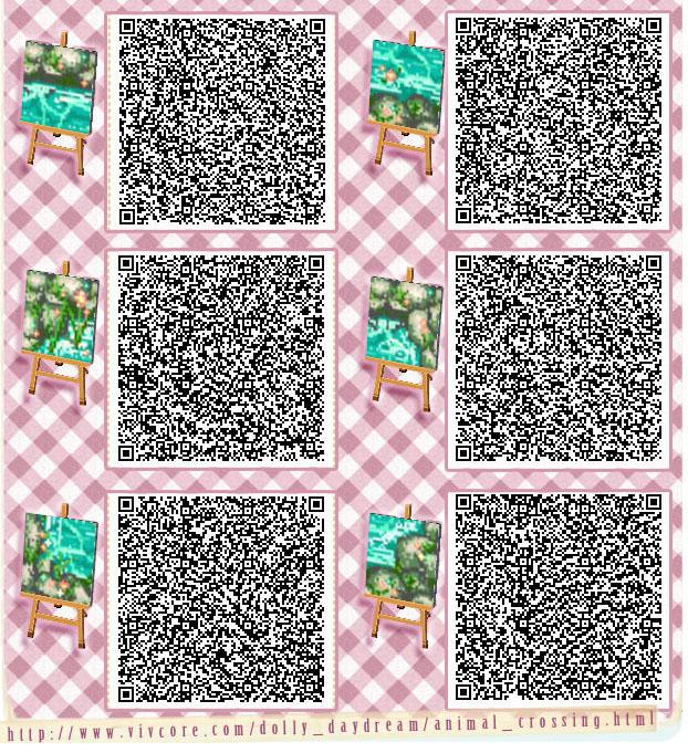 New Animal Crossing Qr Code Beautiful Water Design Water