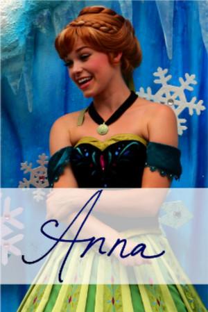 Anna Autograph