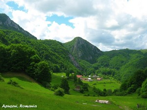 Apuseni mountains, Transylvania Romania