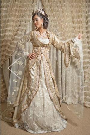 Arabian wedding dress, gorgeous