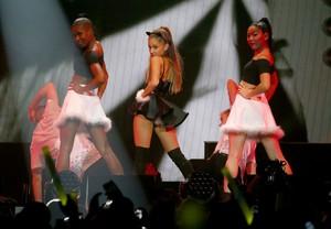 Ariana Grande Performing at 101.3 KDWB's Jingle Ball 2014 in St Paul