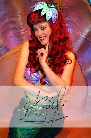 Ariel Autograph