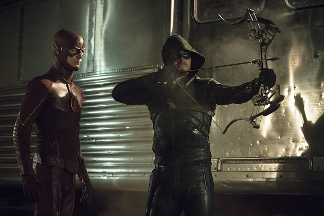 ARROW/アロー 3.08 ''The メリダとおそろしの森 and The Bold''