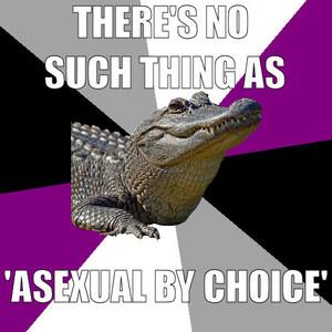 Asexual Alligator