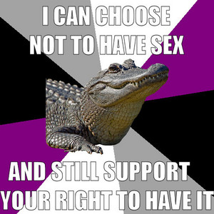 Asexual Alligator