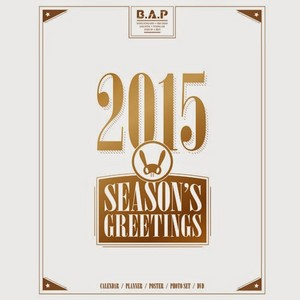 B.A.P 2015's Season Greetings