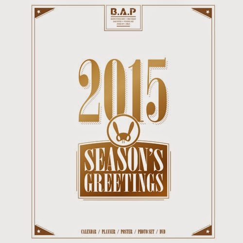 B.A.P wallpaper called B.A.P 2015's Season Greetings