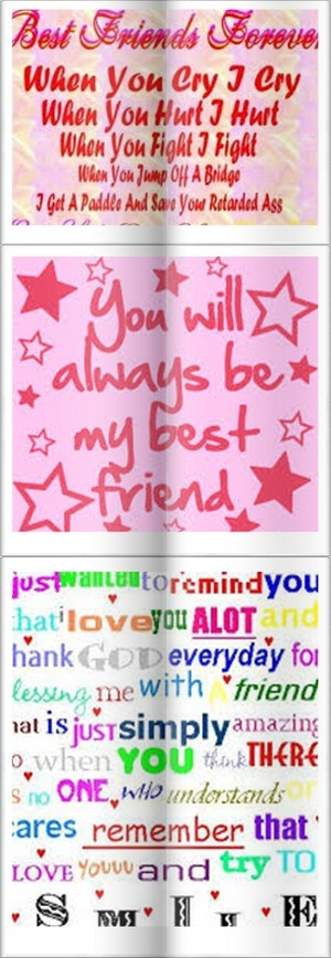 BFF with you