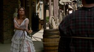 Beckett honeymoon