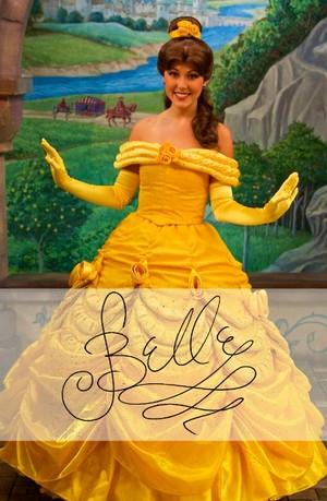 Belle Autograph