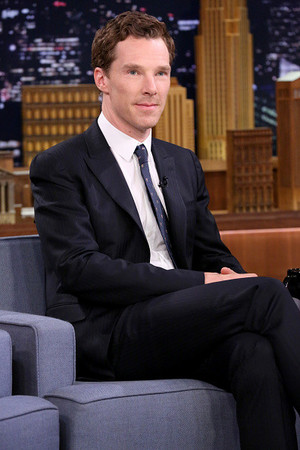 "Ben on ""The Tonight tampil with Jimmy Fallon"""